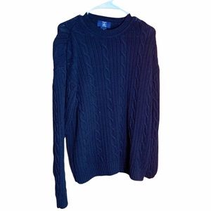 Hunt Club back sweater size large